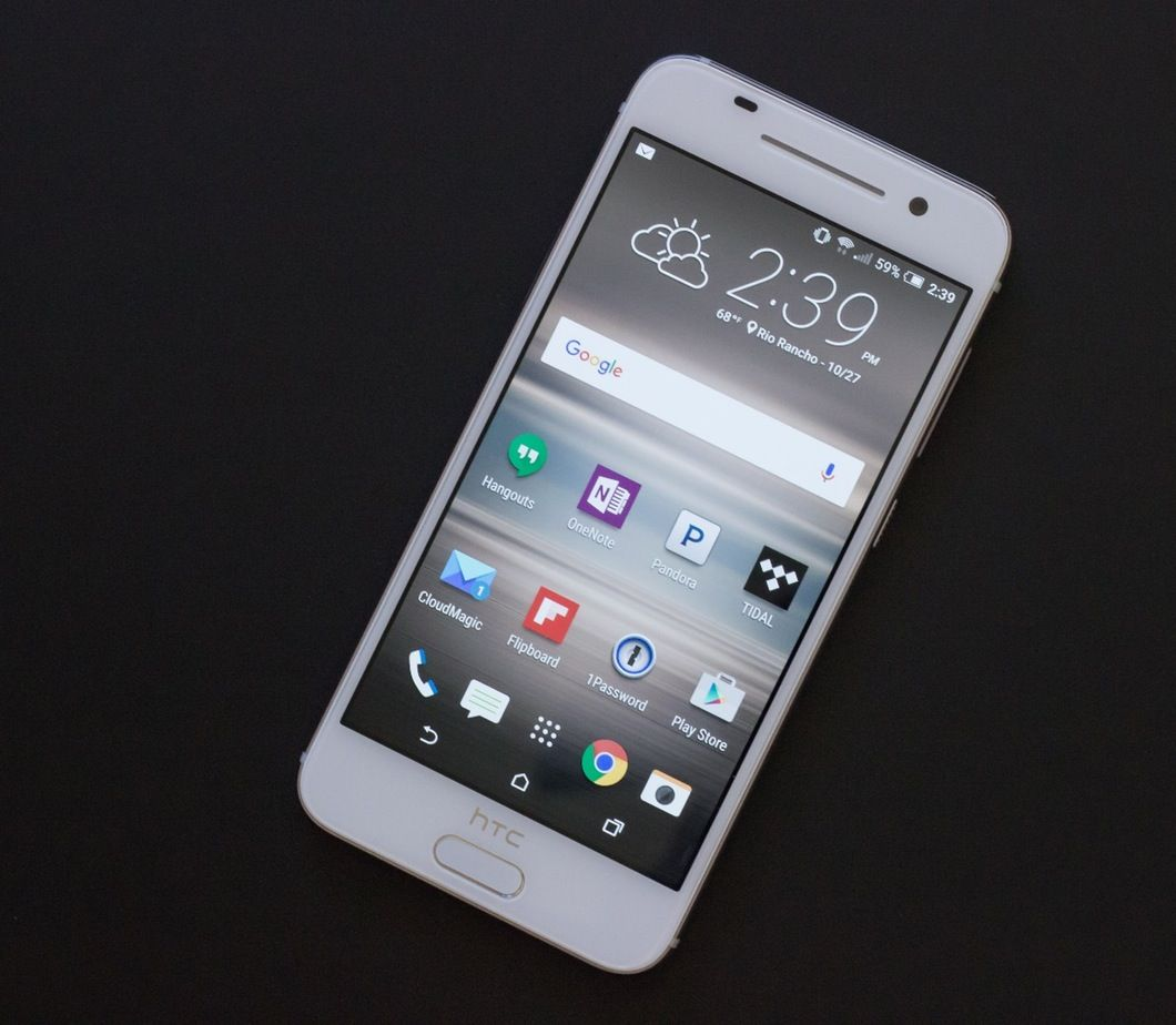 Htc one a9 review htc regains its footing if not its