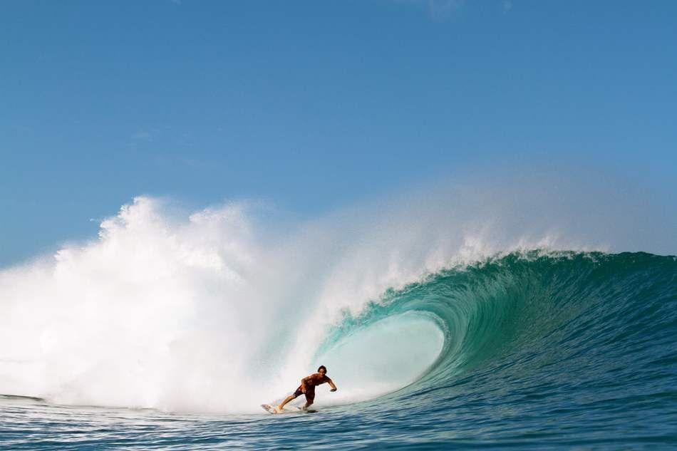 Rincon Surfing Beach PR
