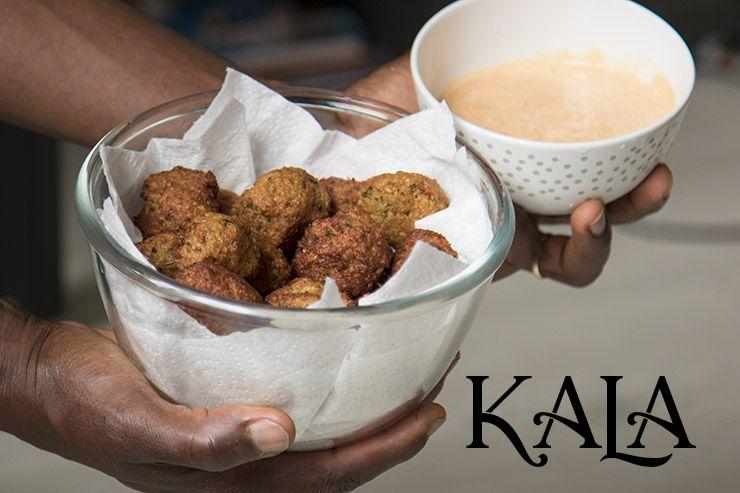 Recepten Antilliaanse Keuken : Kala falafel antilliaanse snack van black eyed peas recept