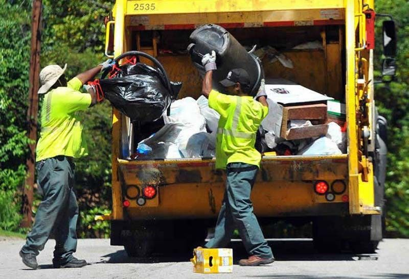 Garbage Collector Take This Job And Scrub It Pinterest Resume