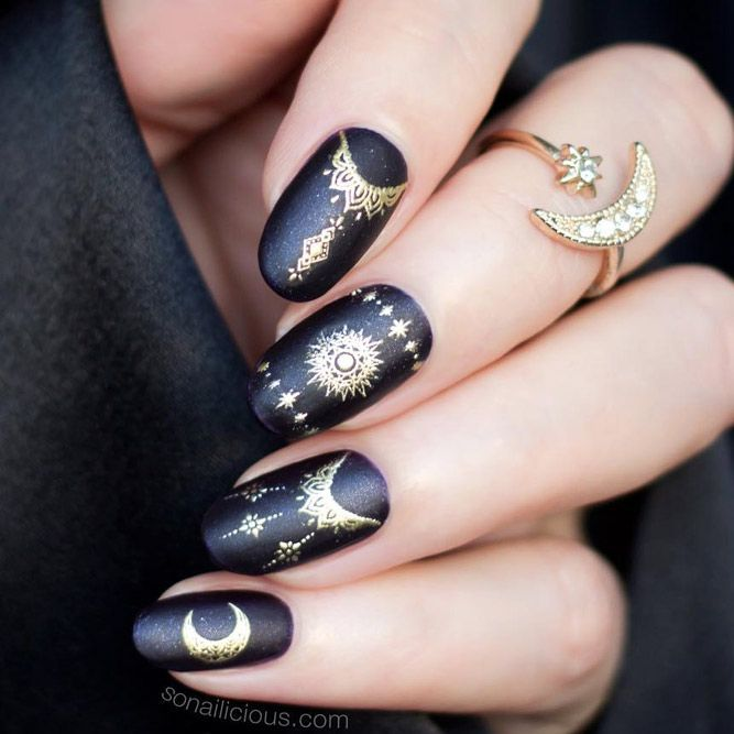 24 Gel Nails Designs For Your Complete Look Nagel