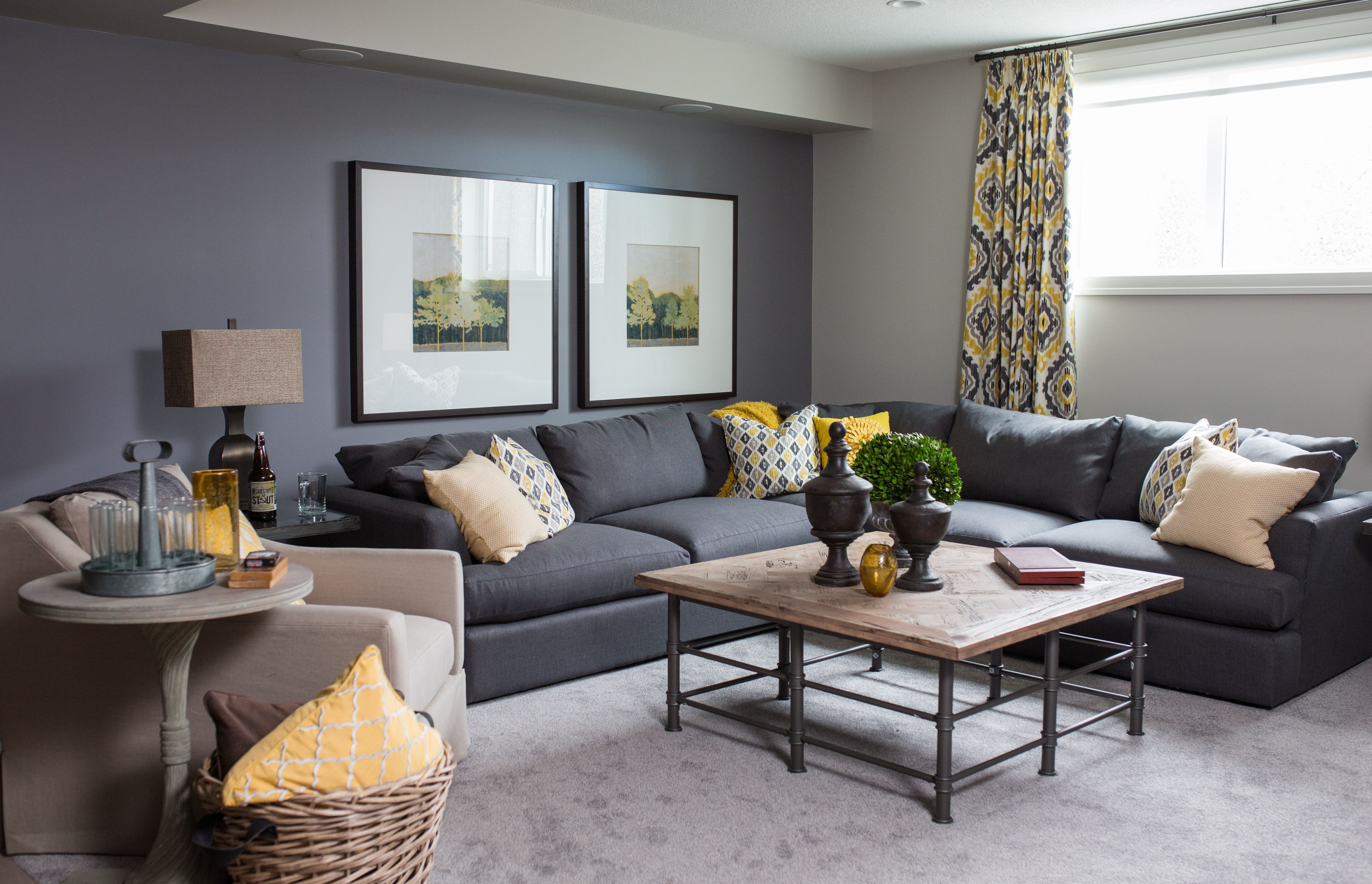 Projects Rochelle Cote The family room From the Artesia Villas