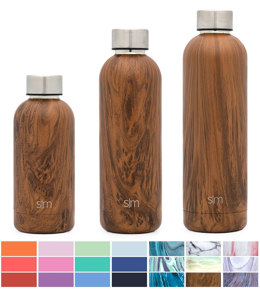 Simple Modern 17oz Bolt Sports Water Bottle Stainless