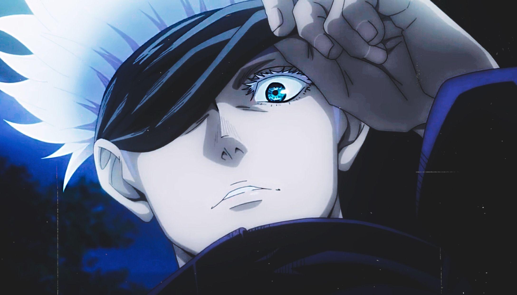 Jujutsukaisen Jujutsukaisenanime Anime Blueeyes Anime Park Jimin Jujutsu