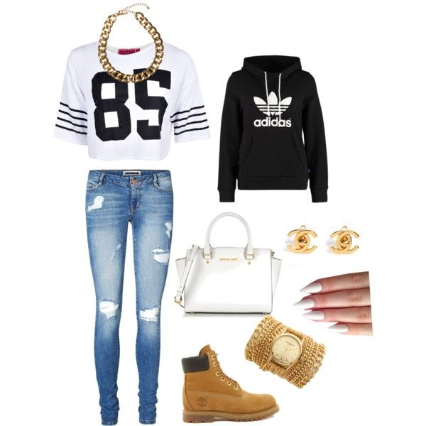 """""""Casual"""" by kaosica on Polyvore"""
