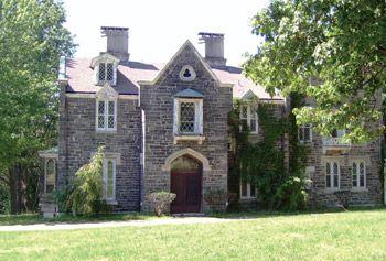 Ossining Best Place For Architecture Admirers The 1843 Kane Mansion Westchetsermagazine