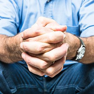 How a Man Learns to Pray