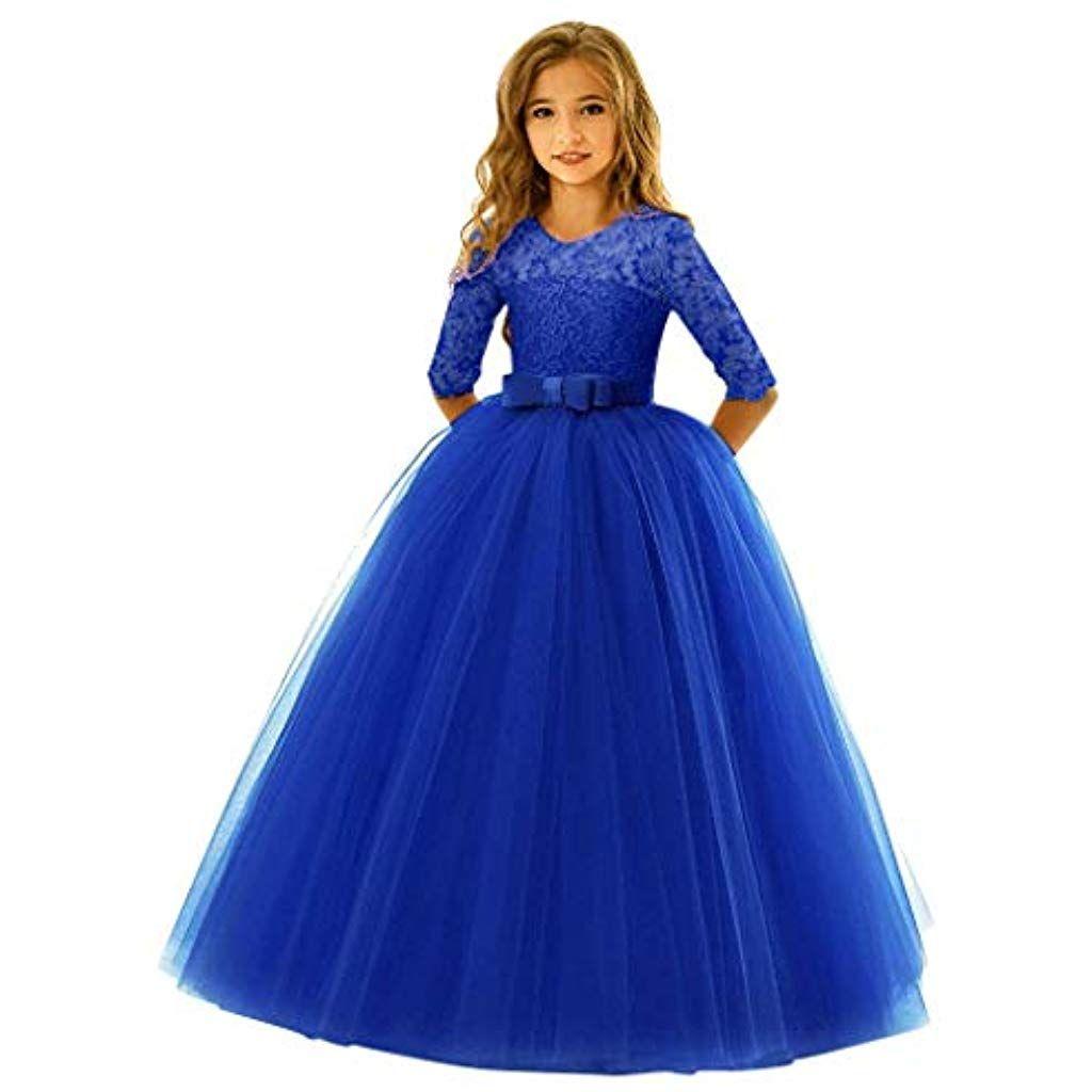 Vestiti Eleganti Da Bambina.Rcool Vestito Da Principessa Bambina Costume Ragazze Principessa