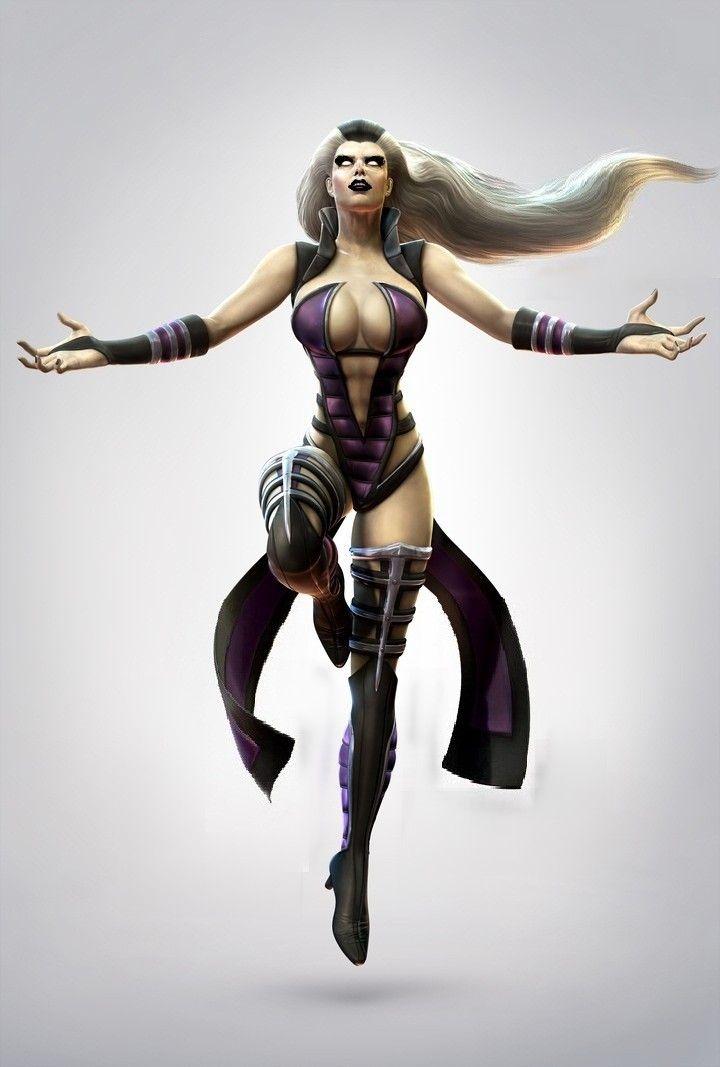 Sindel Costume Concept Reveal Mortal Kombat Mortal Kombat