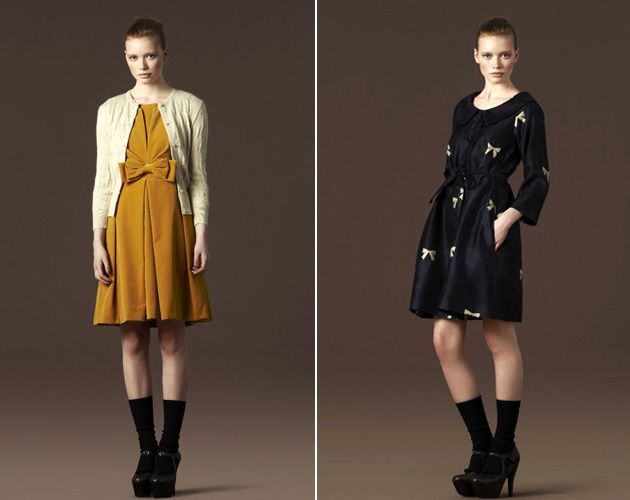 Orla Kiely Fall 2011