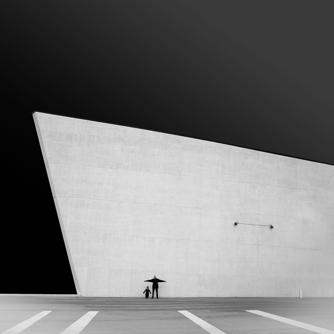 "inge.schuster on Instagram: ""#arkenmuseum #streetleaks #minimalistgrammer #ig_mnms #minimal_perfection #bnw_demand #tinypeople… in 2020 | Instagram, Photography, Landmarks"