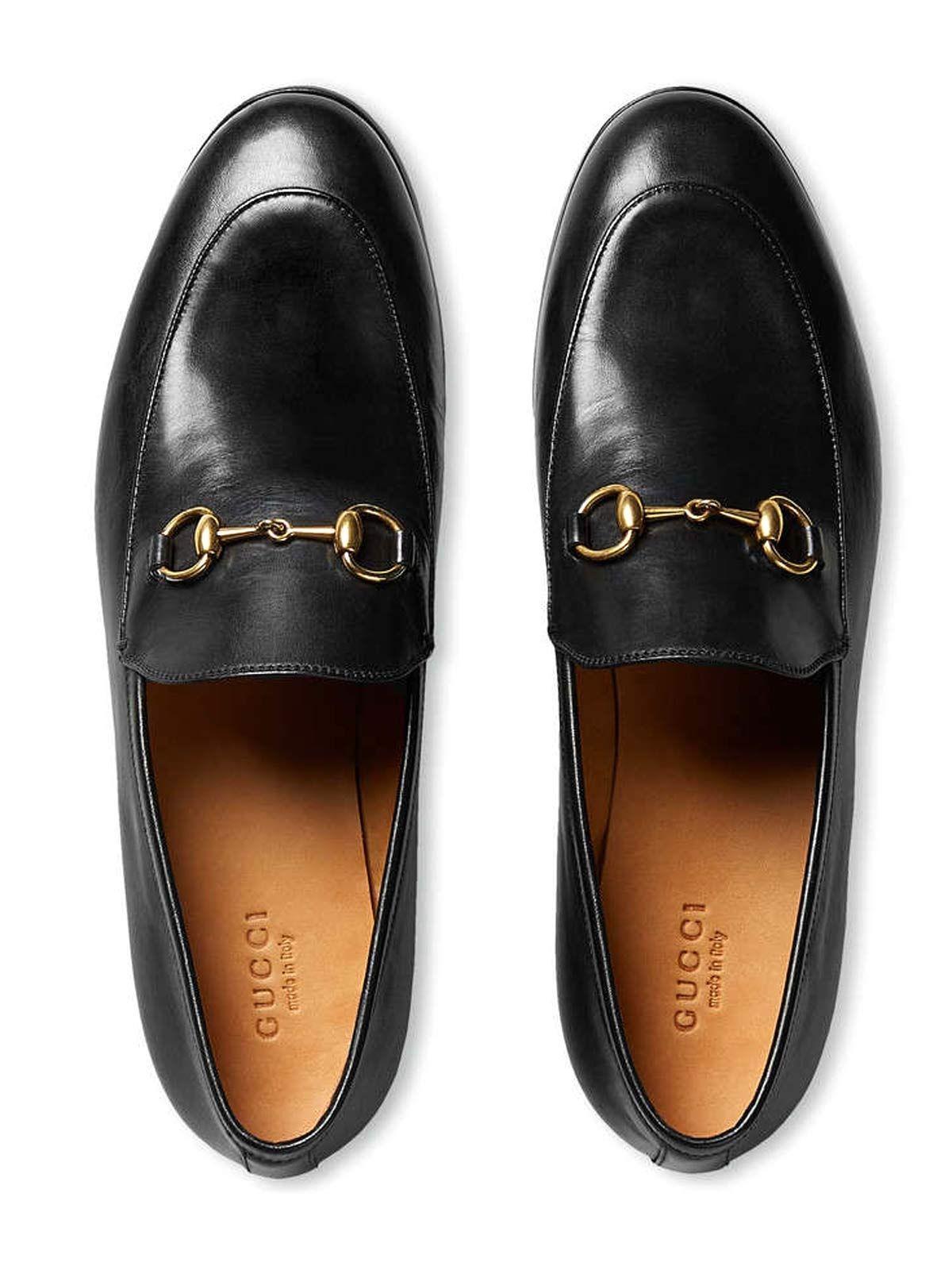 5124ffddea Mocassim Gucci Jordaan Loafer - Gucci Sapatos