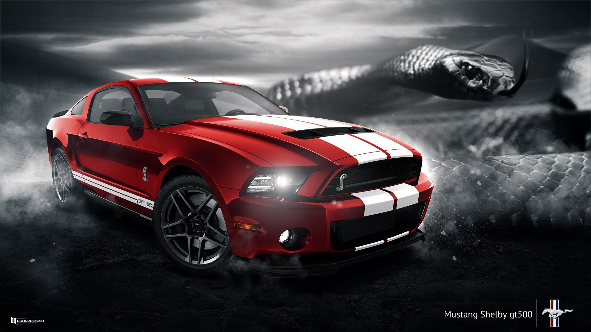 Shelby Mustang Wallpaper Widescreen Hvm Ford Mustang Shelby