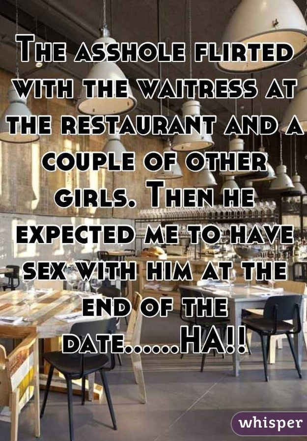 17 Awful First Date Stories, Ranked By Horribleness
