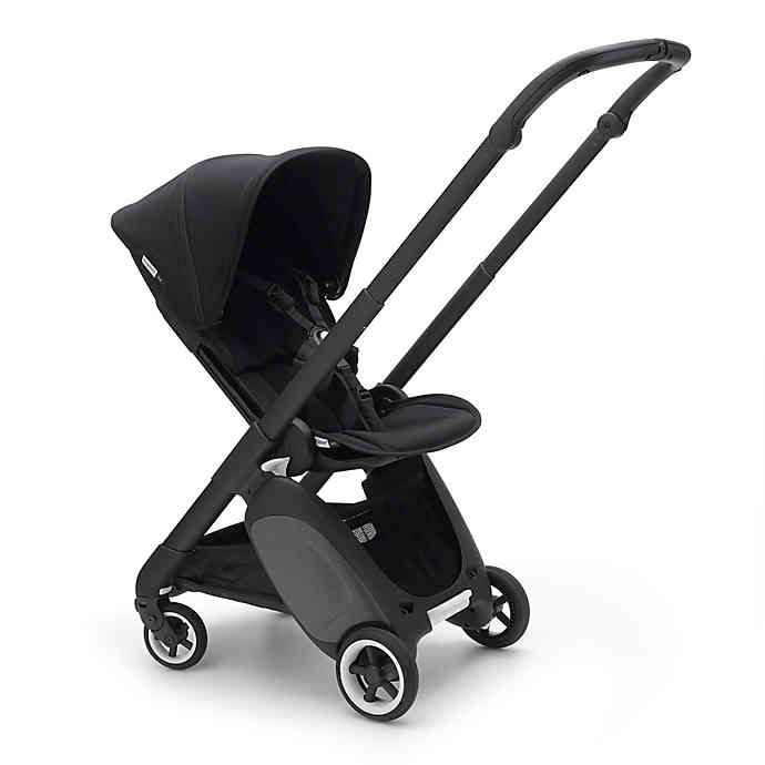 Bugaboo Ant Compact Stroller in Black Compact strollers