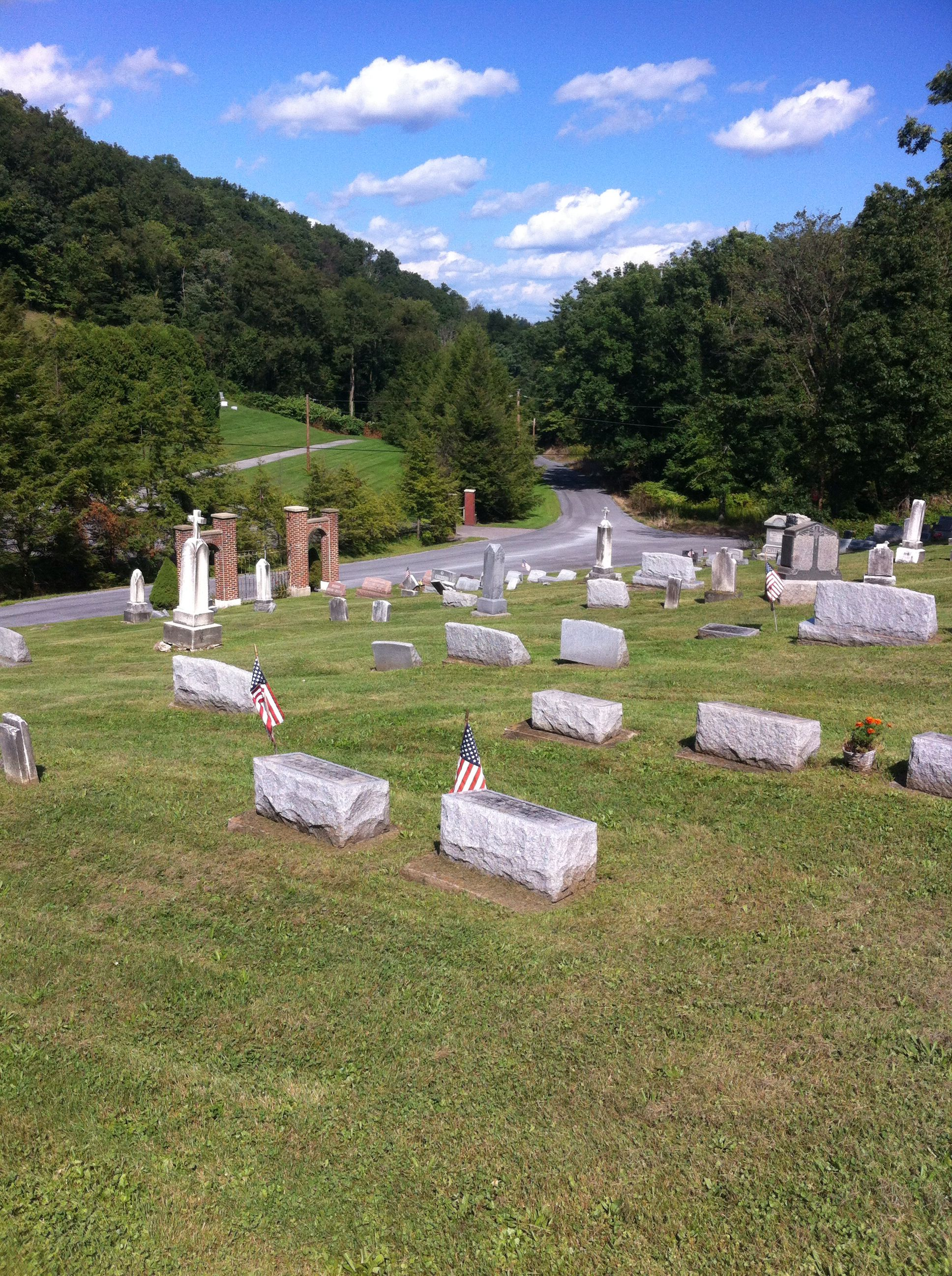 St. Agnes Cemetery. Lock Haven, PA