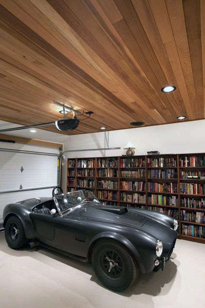 50 Man Cave Garage Ideas Modern To Industrial Designs Modern
