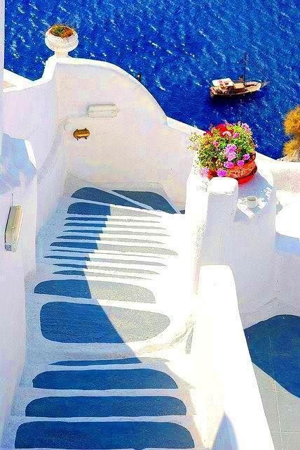 Santorini,Creece.