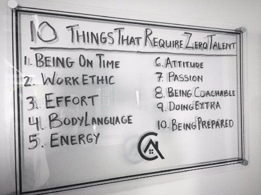 10 Things That Require Zero Talent How To Motivate Employees