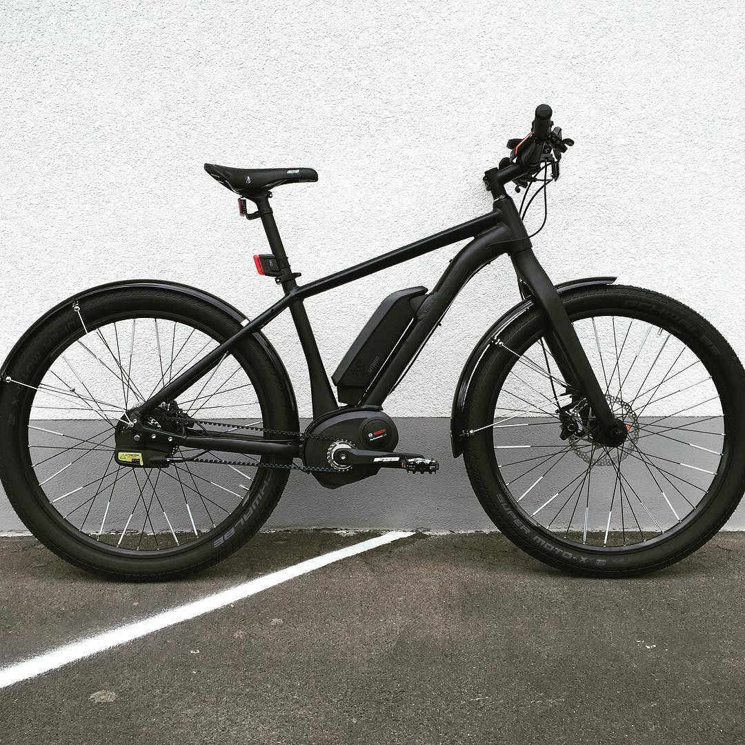 Pin Su Bike