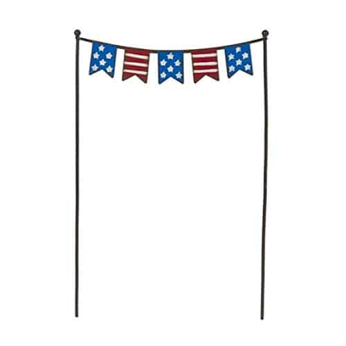 Make Sure This Fits By Entering Your Model Number Dimensions 5 25 W X 9 H Please Note All Returns Are S In 2020 Patriotic Flag Patriotic Decorations Pennant Banners