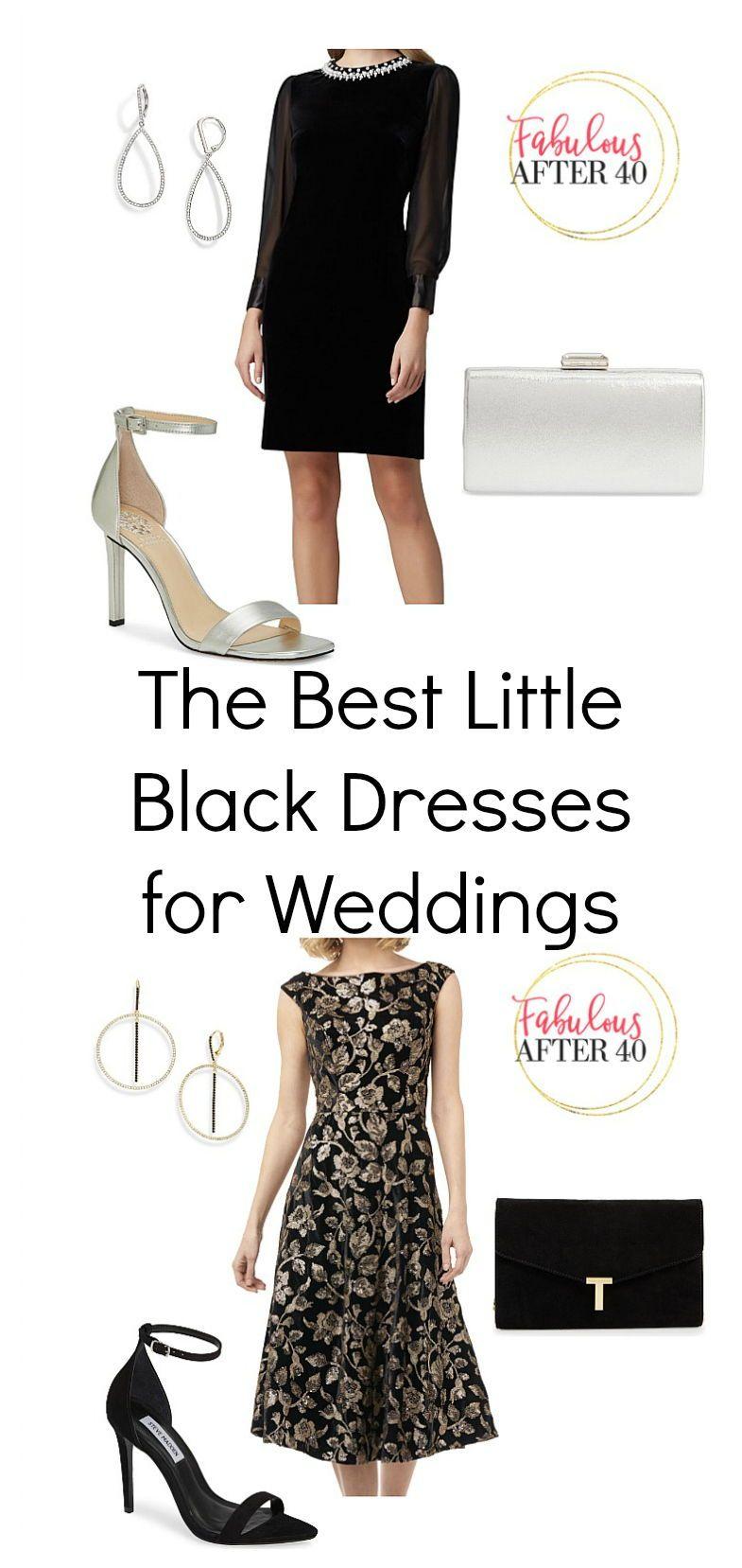 Can You Wear A Black Dress To A Wedding Dresses To Wear To A Wedding Black Dress Perfect Little Black Dress