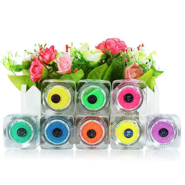 Brillo de uñas polvo fluorescente fuente del arte del tatuaje | Arte ...