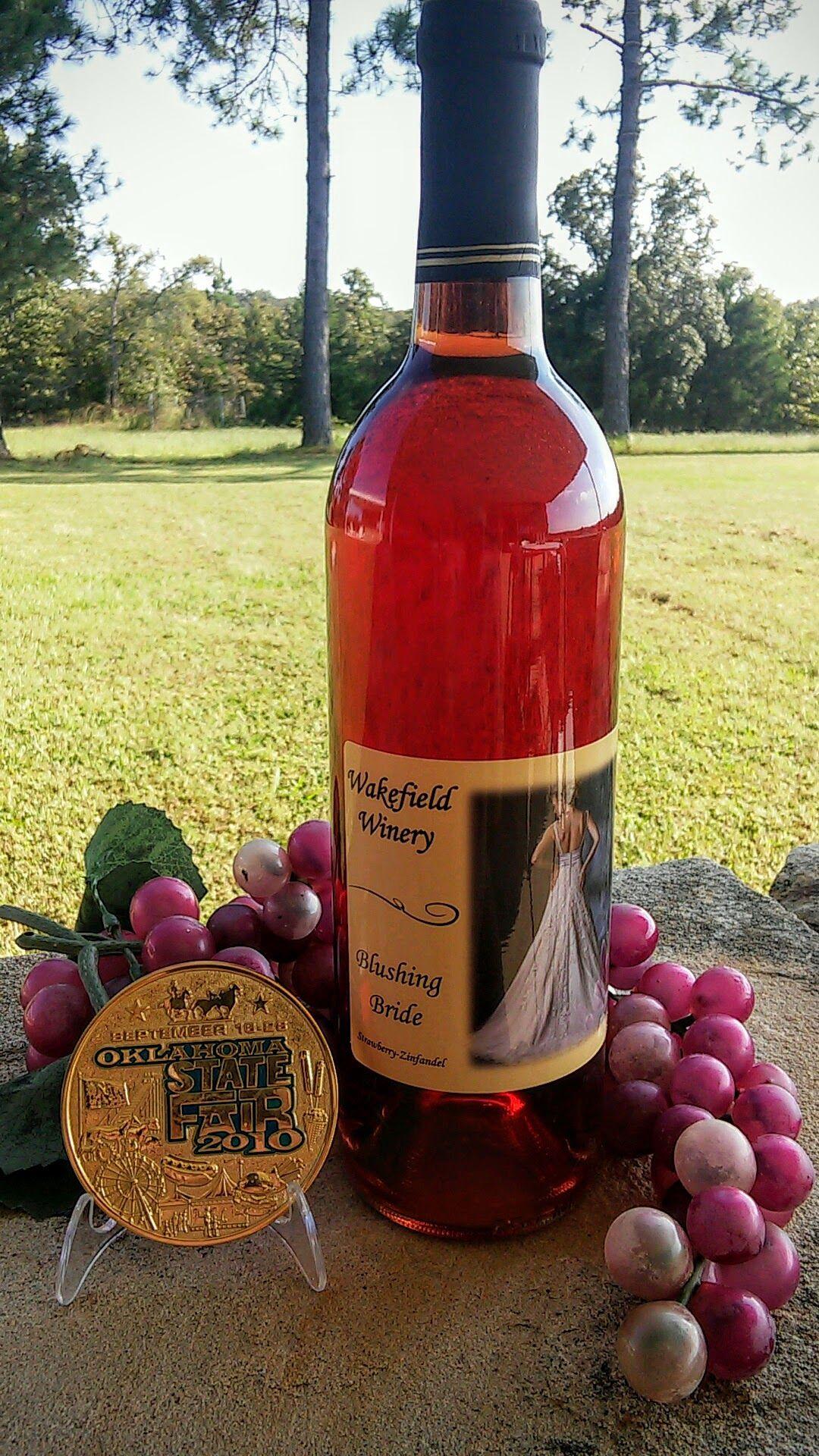 Winery Gerty Oklahoma Wine Bottle Rose Wine Bottle Wines