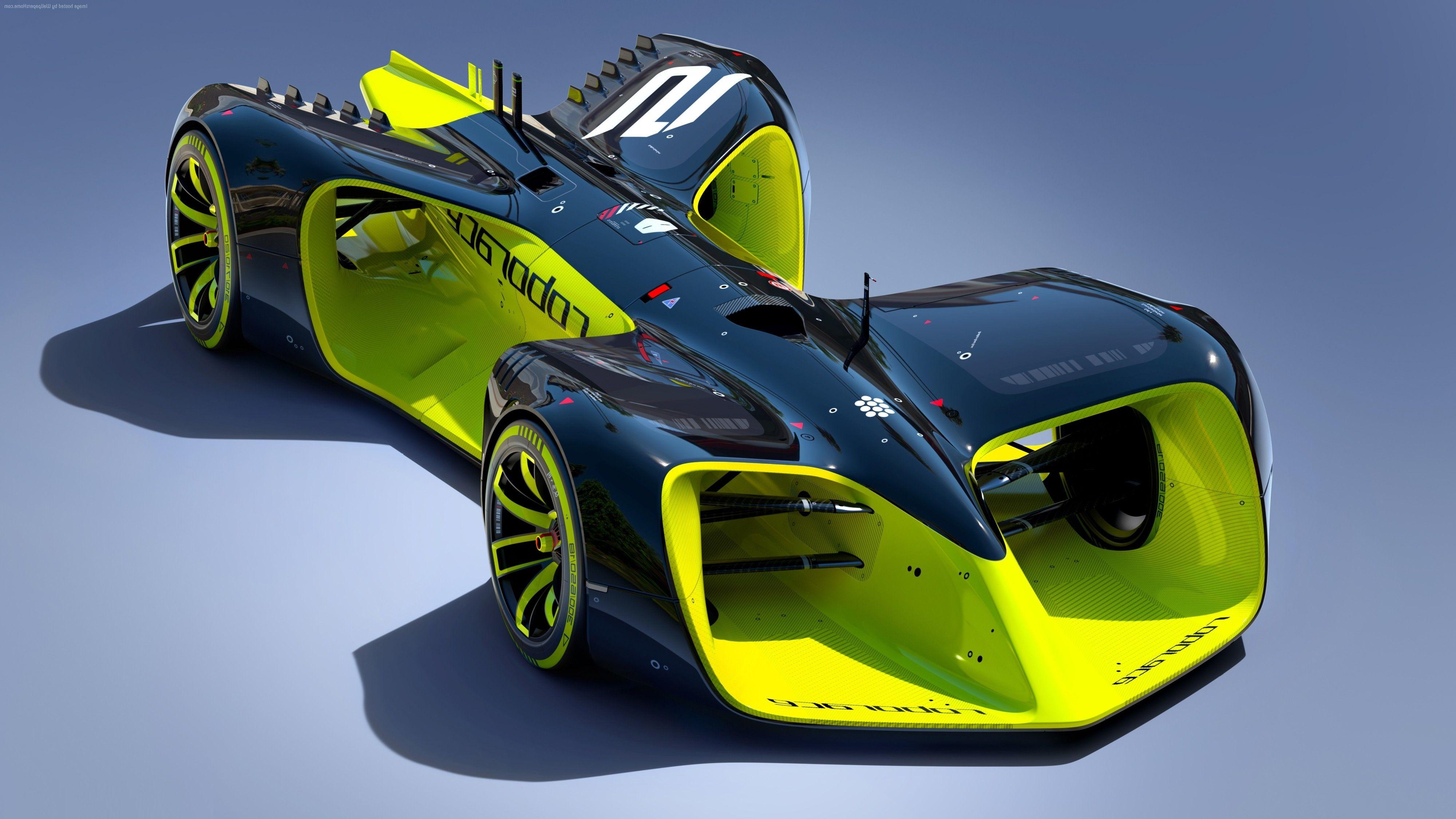 Roborace Future Cars Future Cars Of The Future Pinterest - 2017 sports cars