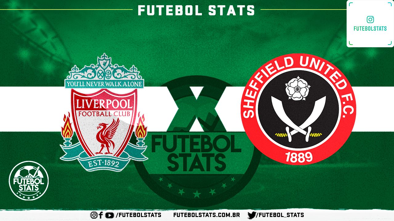 Onde Assistir Liverpool X Sheffield United Futebol Ao Vivo Campeonato Ingles 2019 20 Futebol Stats Liverpool Manchester City Manchester