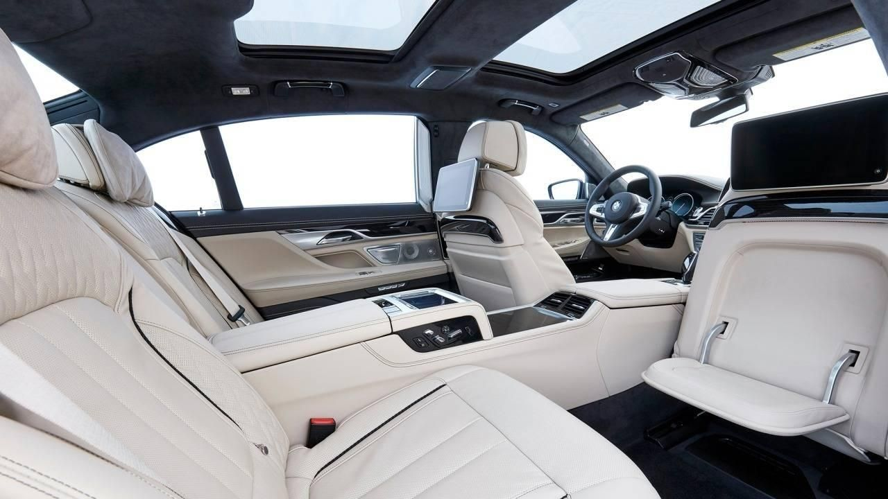 2018 Bmw 7 Series Pricing For Edmunds Within Interior