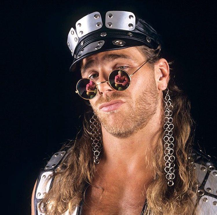 Through His Glasses Shawn Michaels