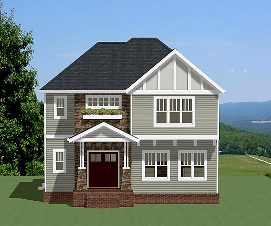 Plan 390031 offered by Distinctive House Plans