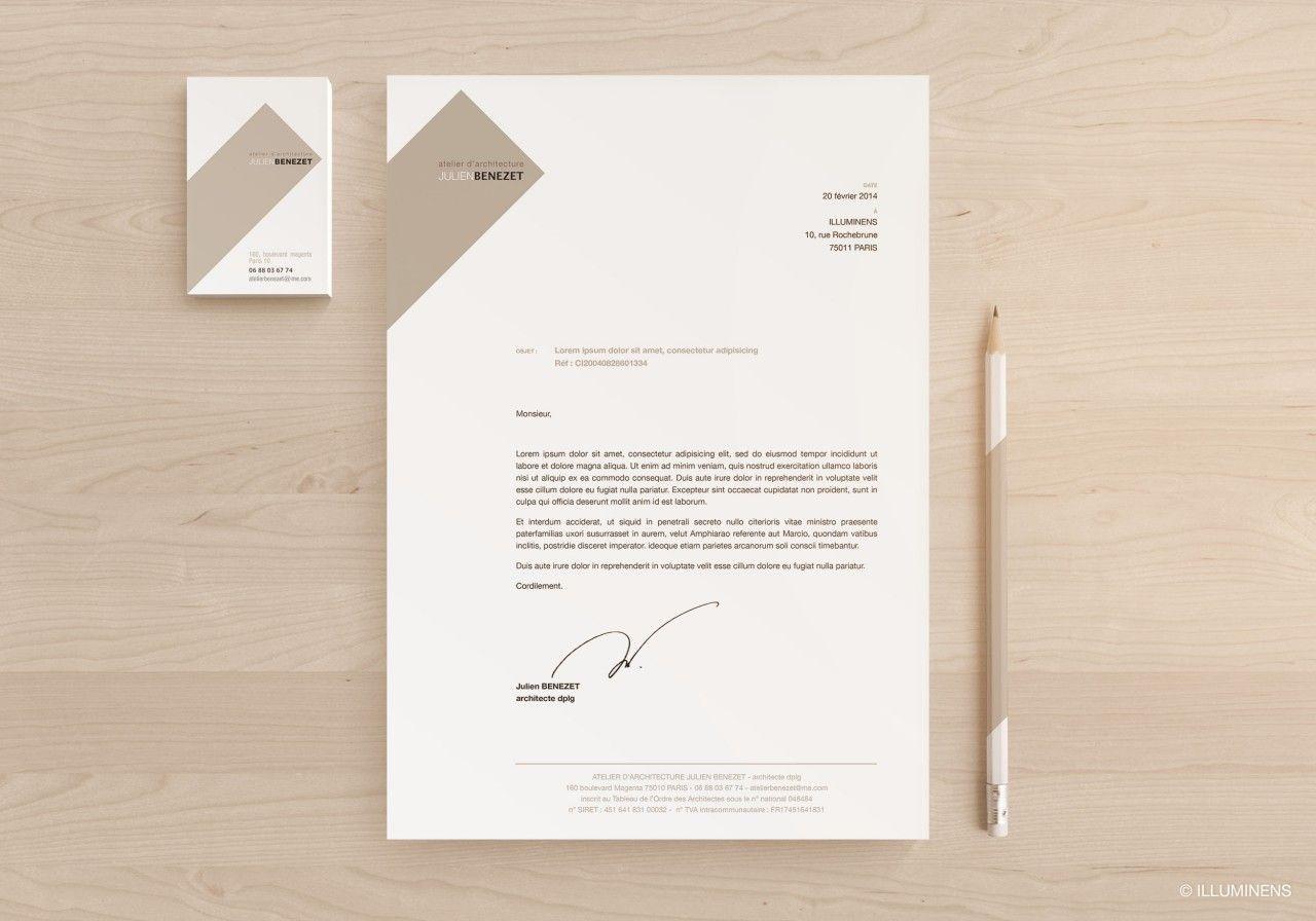 Atelier benezet visual identity headed paper and business card atelier benezet visual identity headed paper and business card colourmoves