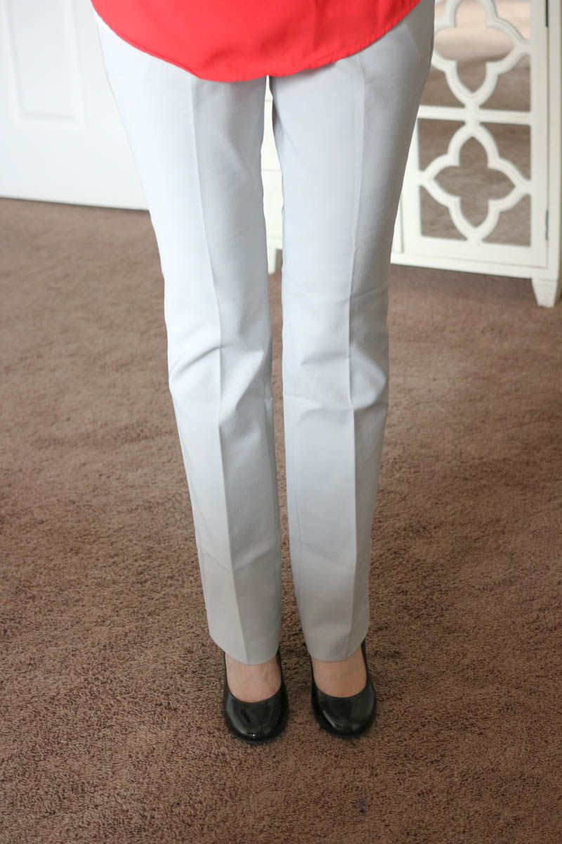 Harper Bootcut Pant from Liverpool -  These would be great for work!  I need to dress up more