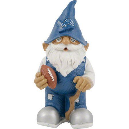 Detroit Lions Lions Mini 8 Team Gnome, Multicolor