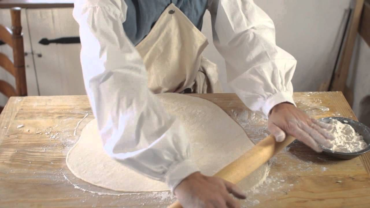 Puff Paste Crust - 18th Century Cooking with Jas. Townsend and Son S3E2
