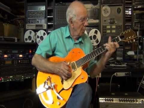 Thumb style guitar