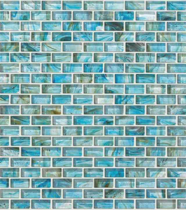 ShawFloors - Azure - Glass Expressions Micro Blocks