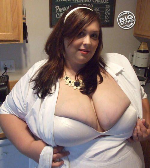 Huge Granny Saggy Tits