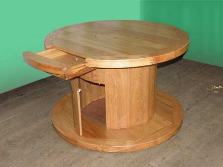 Table touret bobines pinterest touret table et bobine - Touret de cable ...