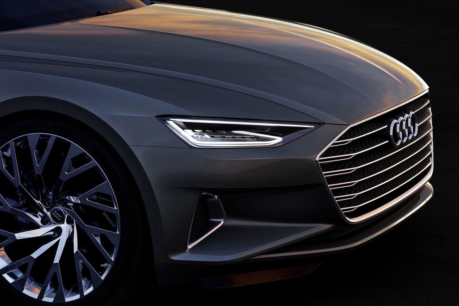 Audi A9 Prologue Price - Optimum Audi