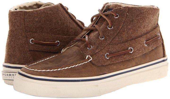 Sperry Wool Bahama Chukka Boot (Brown