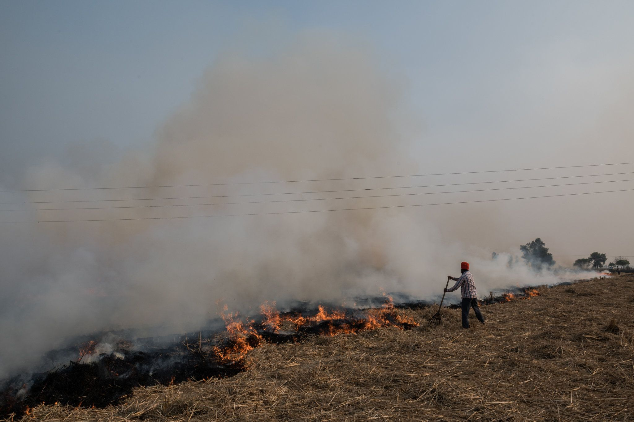 As World S Air Gets Worse India Struggles To Breathe World News