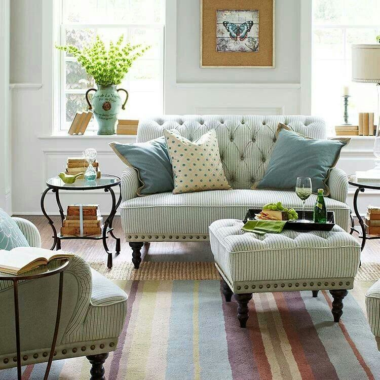 Pier 1 Imports Chas Collection Farm House Living Room