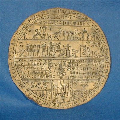 Hypocephalus, Ptolemaic Period.