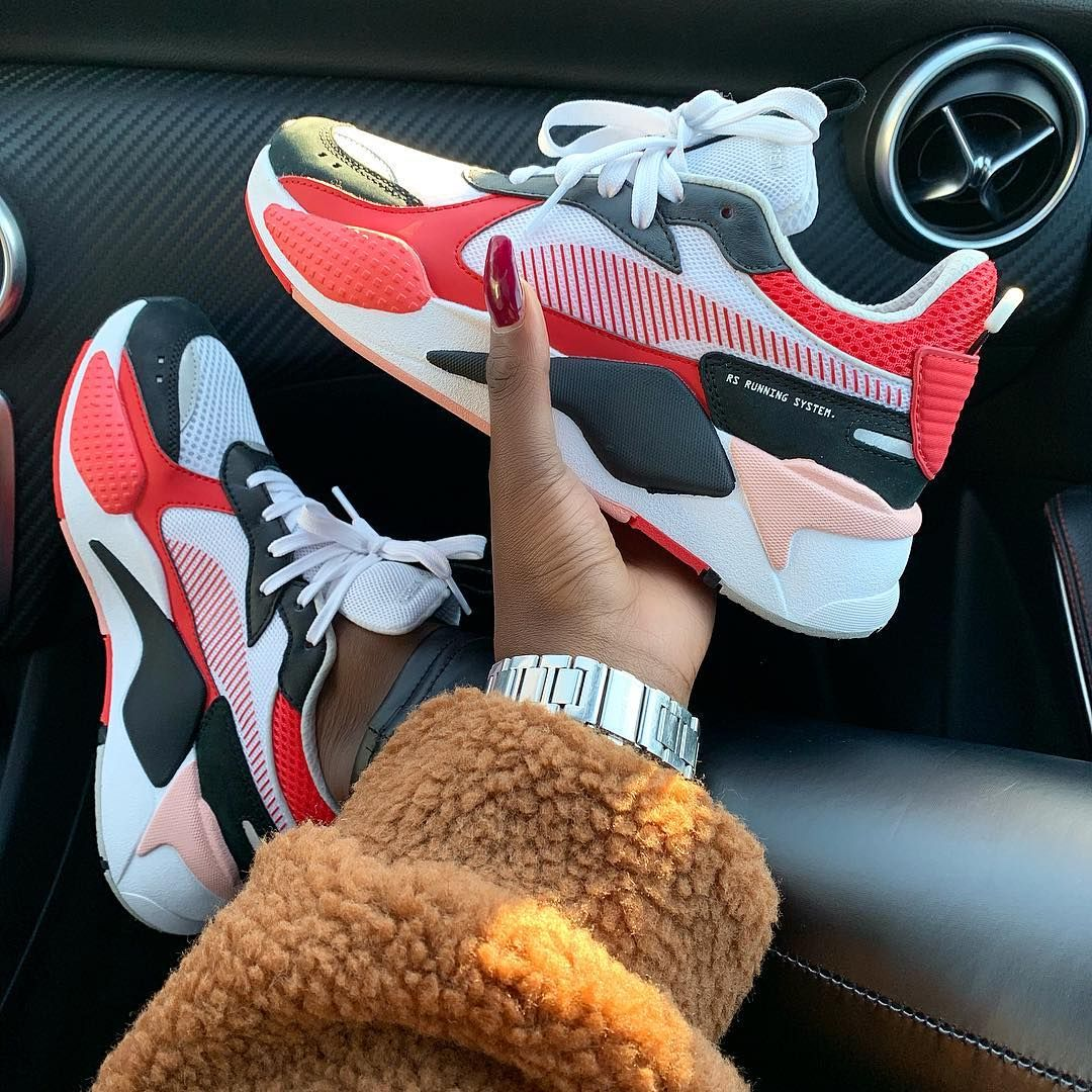 puma rs x femme rouge foot locker