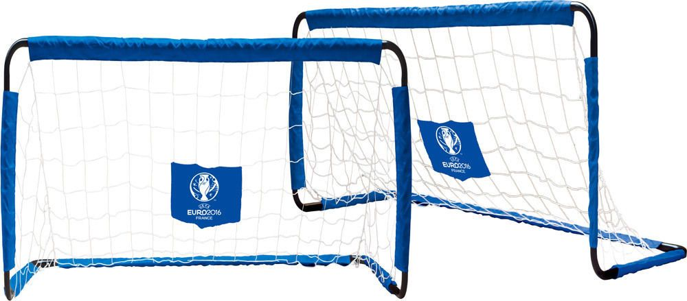 Inspirational Euro Fu balltor mit Netz x Fu ball Tor Kinder Garten Sport EM WM Torwart