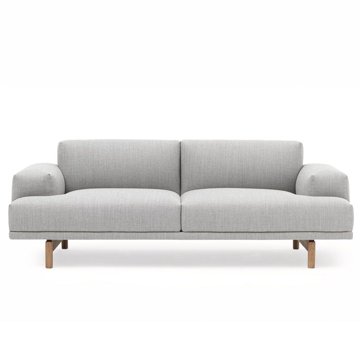 Muuto Compose Sofa 2 Seater Vancouver 13 Oak Sofa Kleines