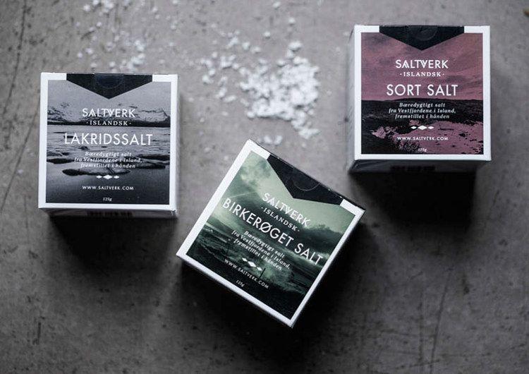 SALTVERK — The Dieline - Branding & Packaging